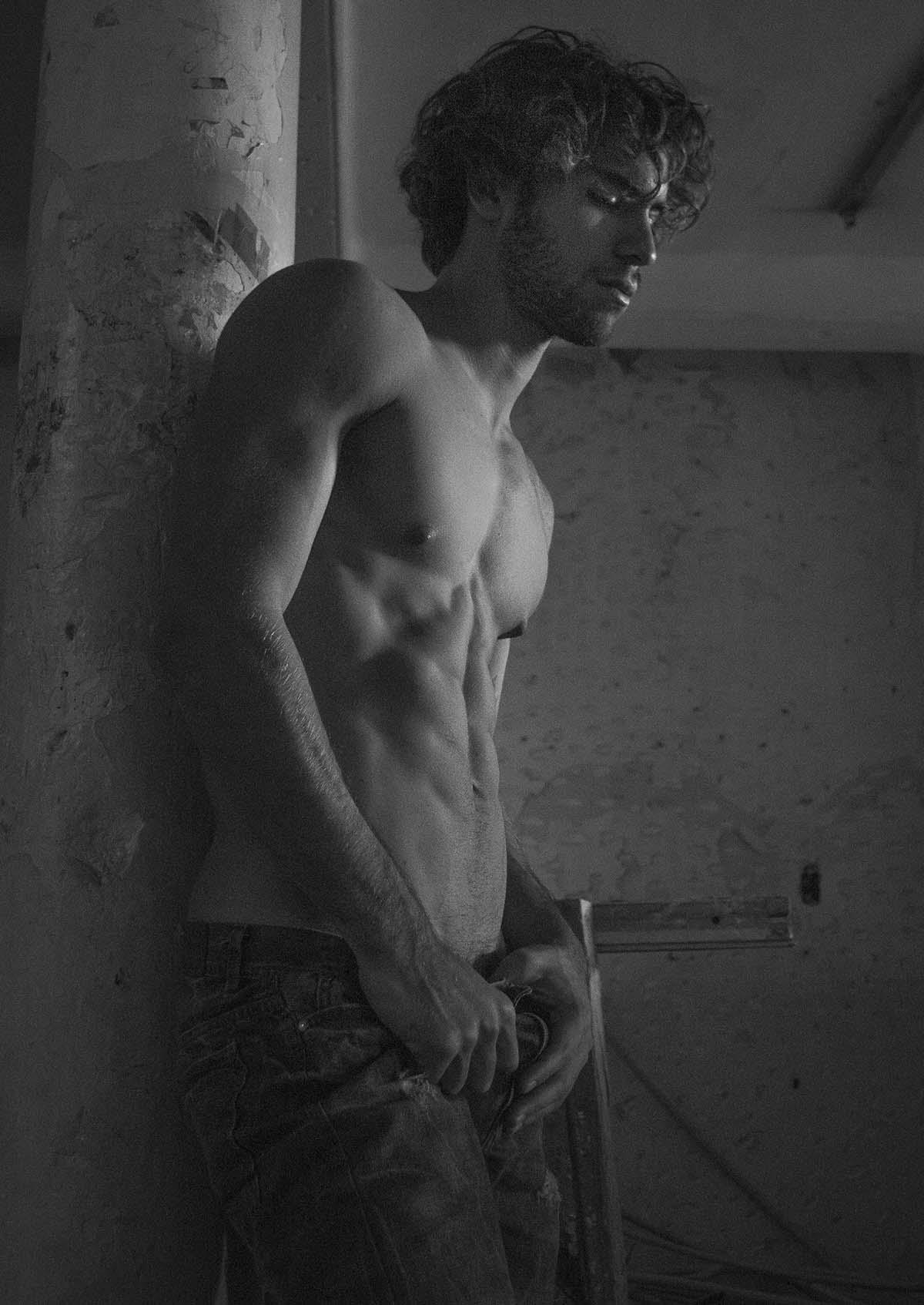 Pedro Arnon by Boc Boc Photo for Brazilian Male Model