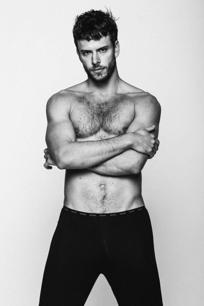 Ricardo Figueiredo by Jeff Segenreich for Brazilian Male Model