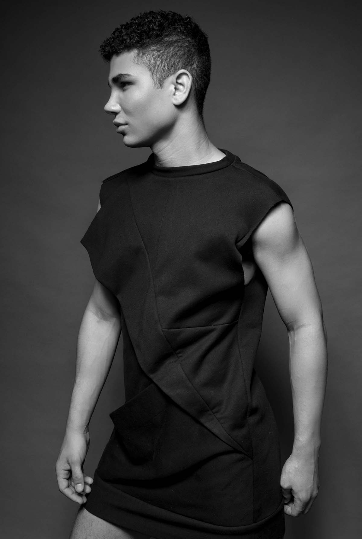 Yuri Ghesini by De Macedo for Brazilian Male Model