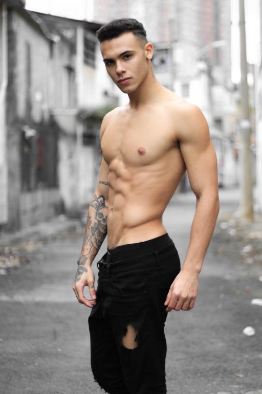 Felippe da Costa by Lucas Lima for Brazilian Male Model