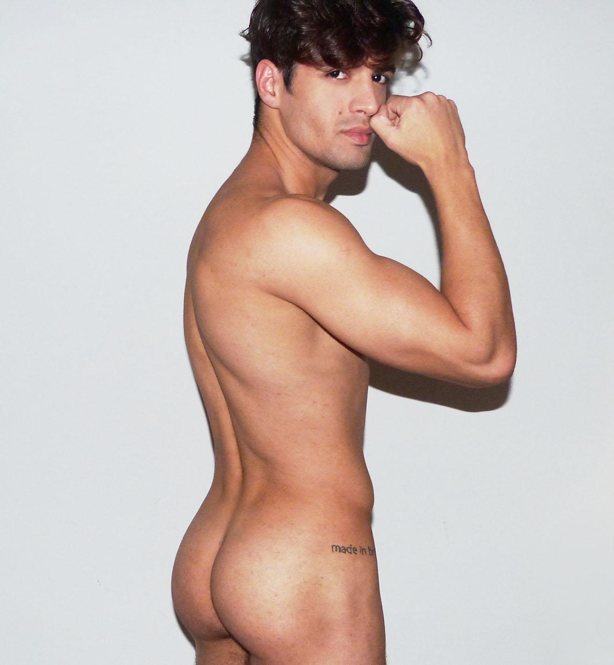Jonathan Rosa by Rodrigo Paziinatto for Brazilian Male Model