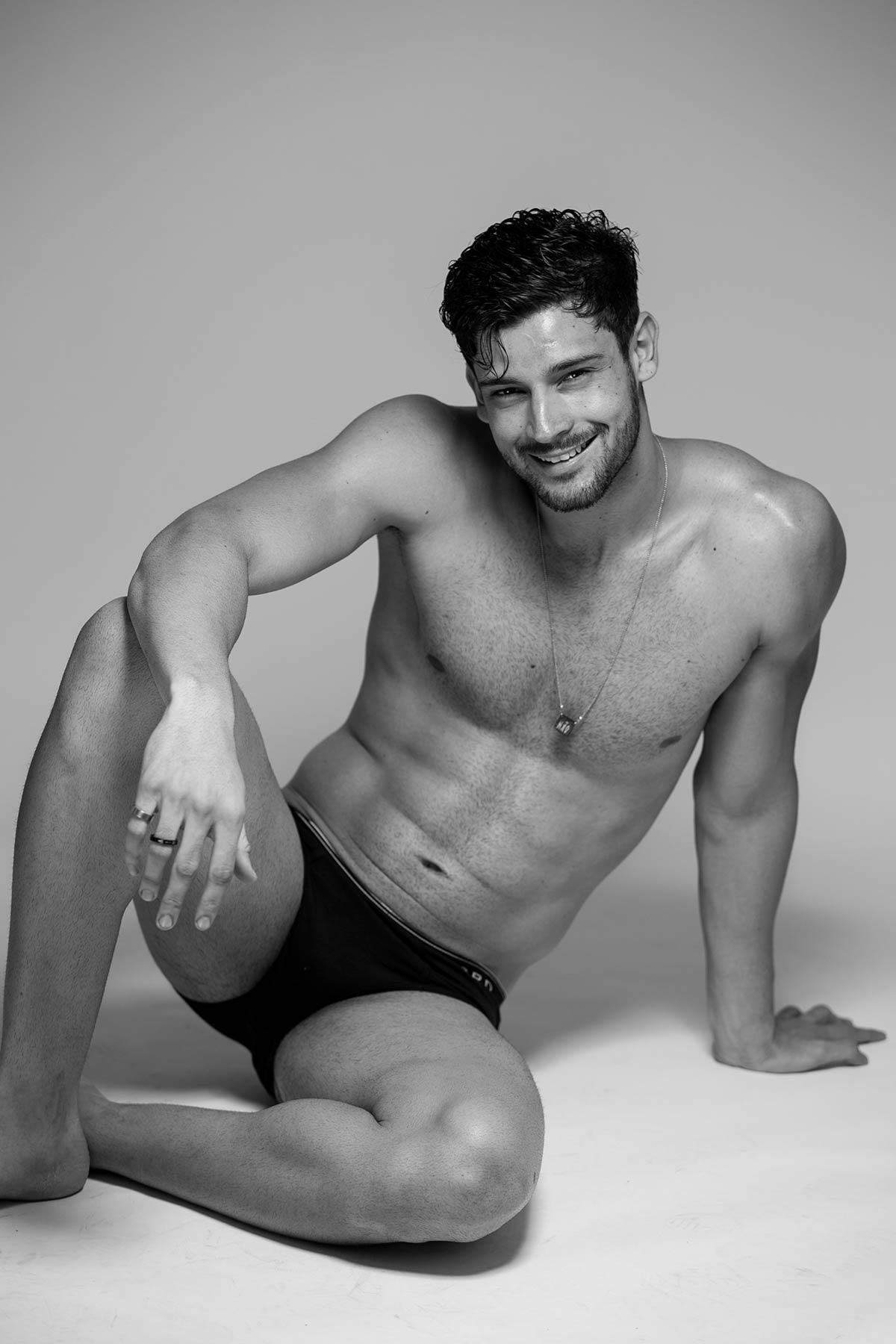 Matheus Willian by Kenji Nakamura for Brazilian Male Model