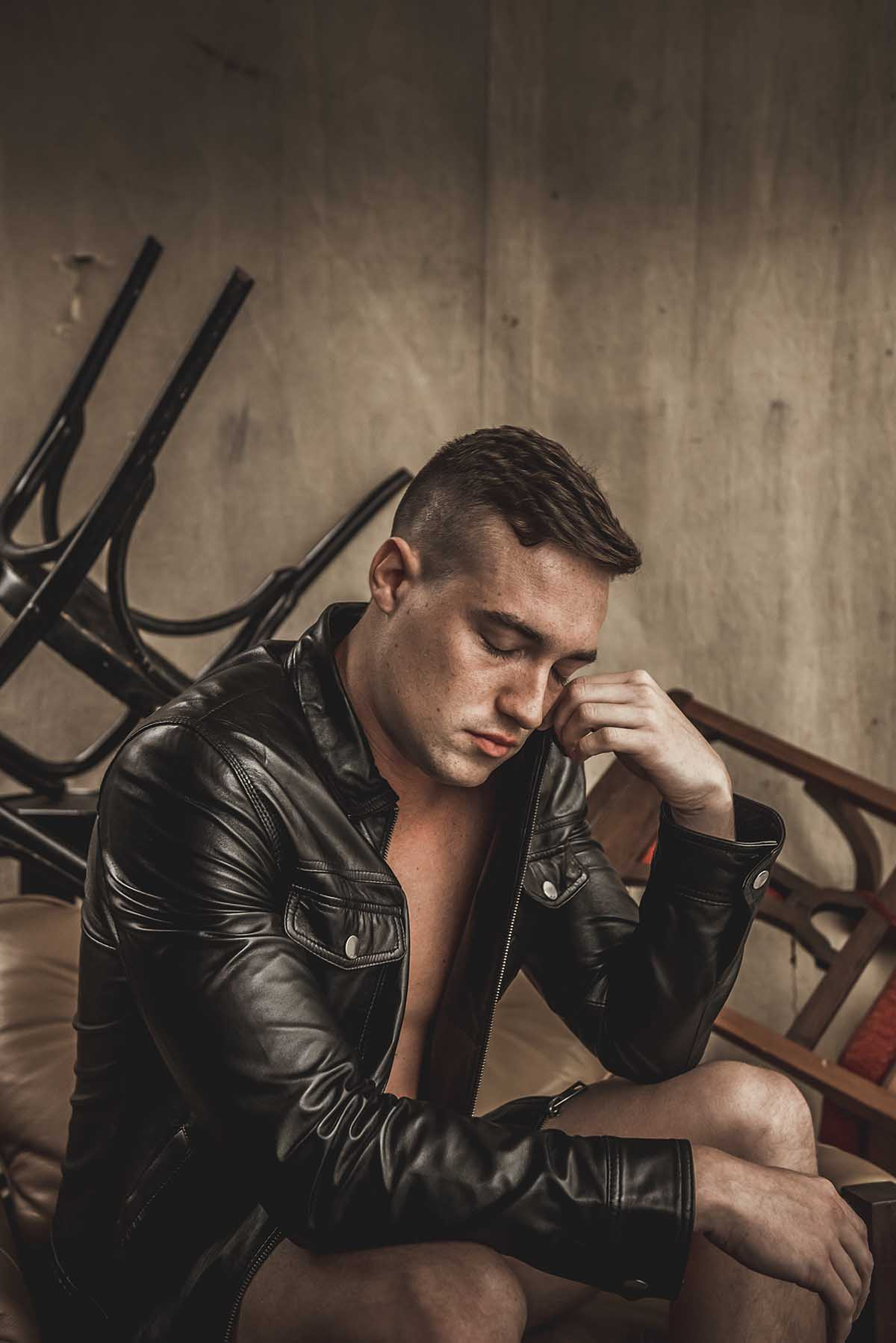 Breno Dalsgaard by Saullo Moreira for Brazilian Male Model