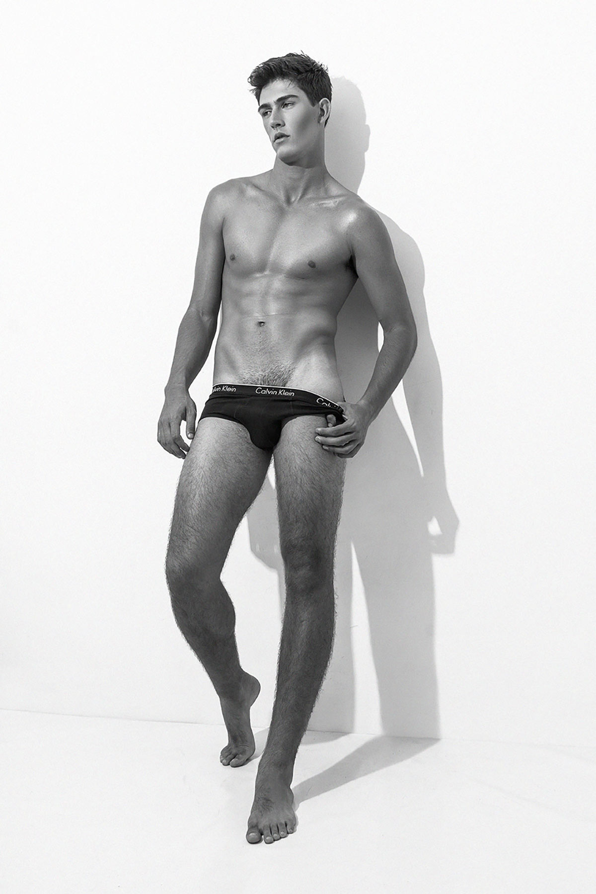 Phelipe Vergara by Sergio Baia for Brazilian Male Model