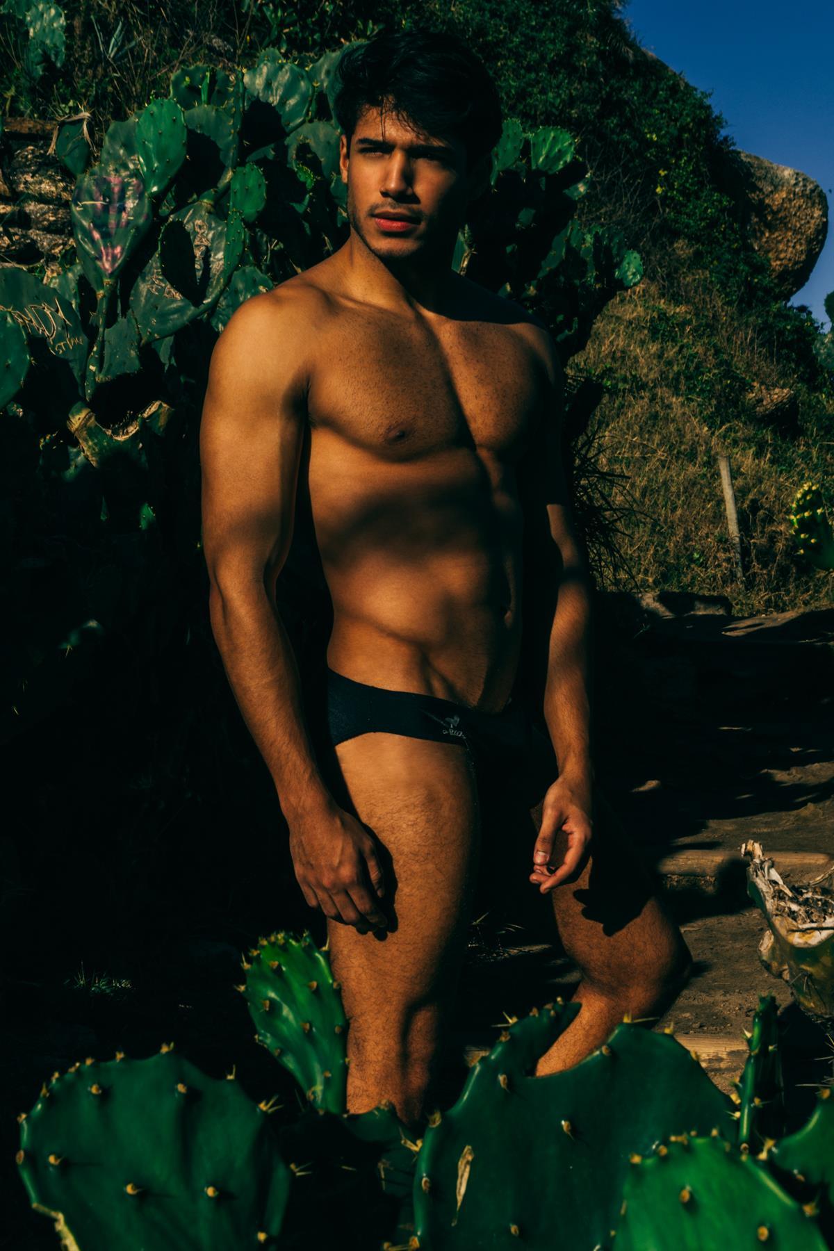 Igor Costa by Beto Urbano for Brazilian Male Model