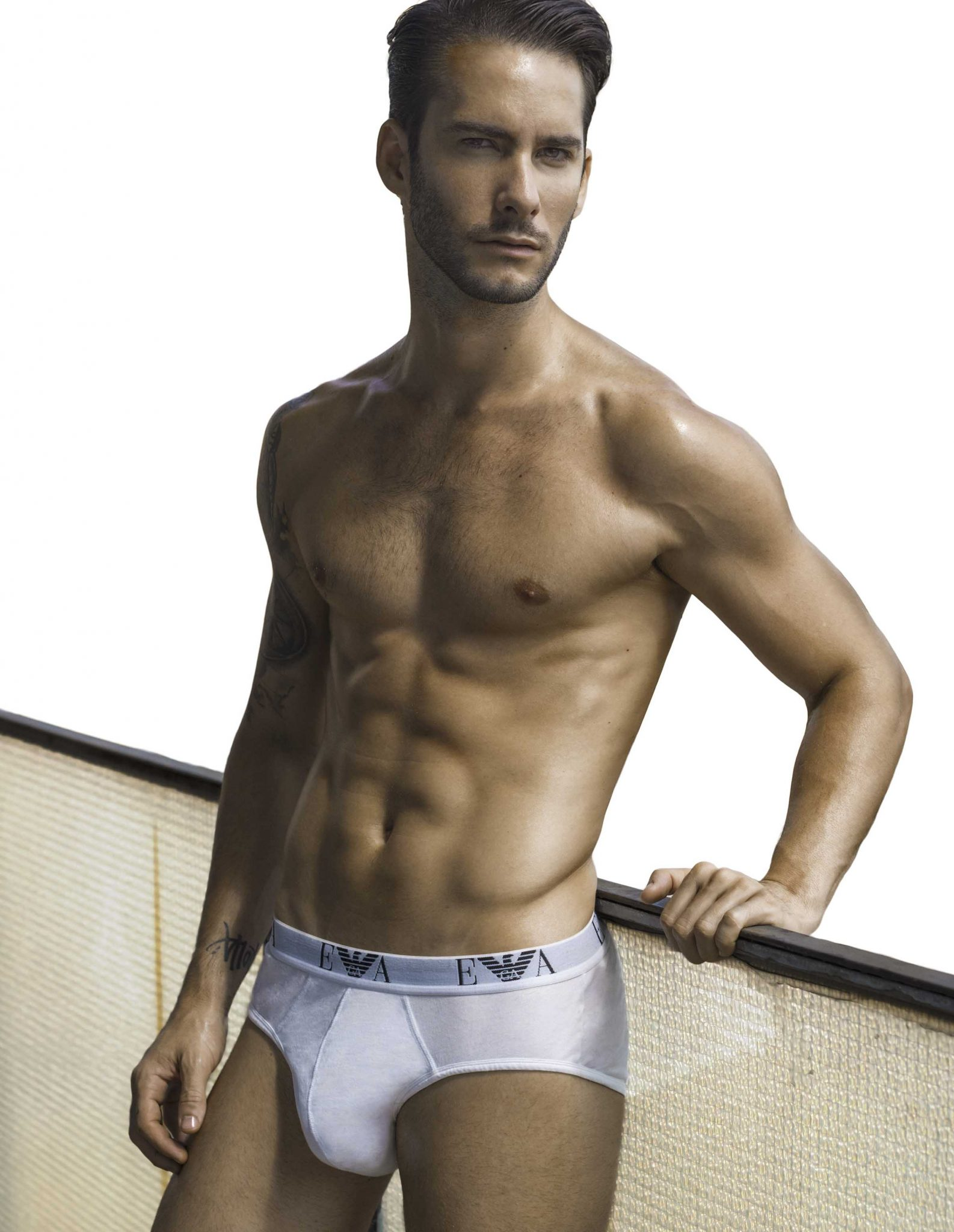 Luccas de Capra by Manny Fontanilla for Brazilian Male Model