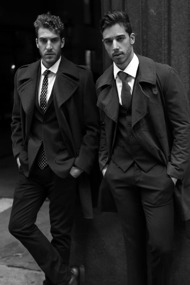 Rodrigo Zanon and Thiago Perfetti by Antonio Bezerra (Didio)