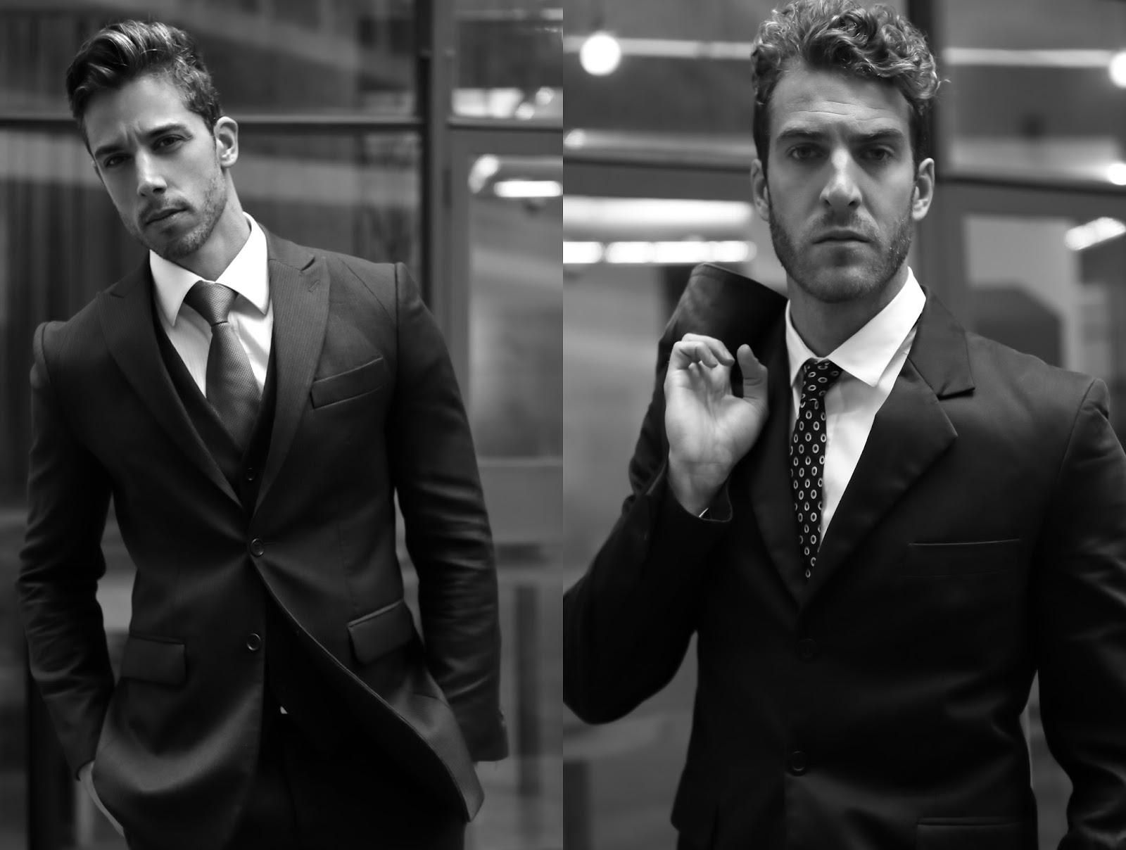 Rodrigo Zanon and Thiago Perfetti by Antonio Bezerra for Brazilian Male Model