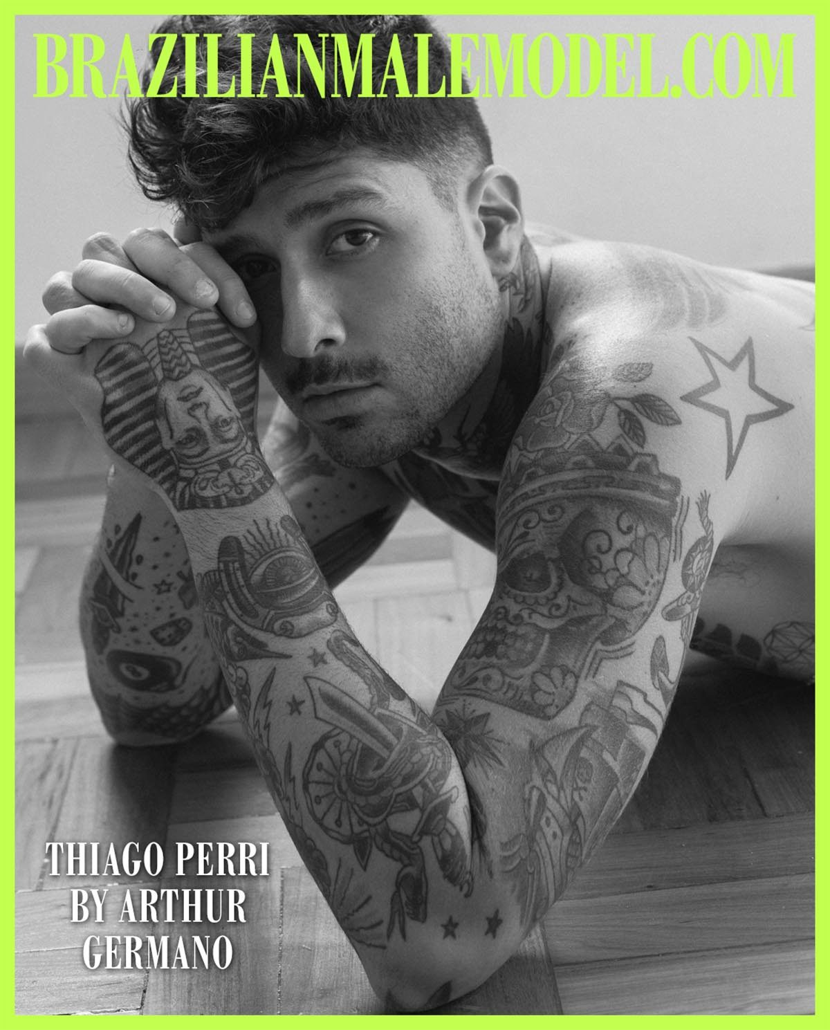 Thiago Perri by Arthur Germano