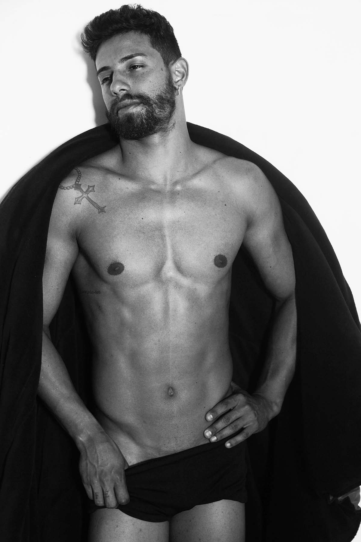 Breno Oliveira by André Lucas for Brazilian Male Model