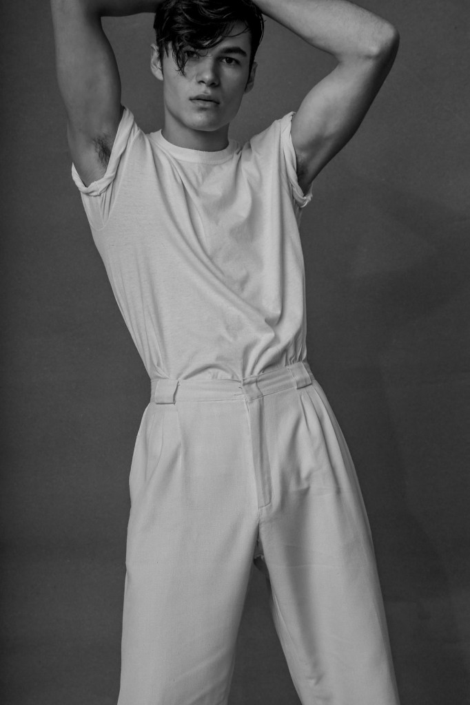 Bruno Cameron by Lufre for Brazilian Male Model