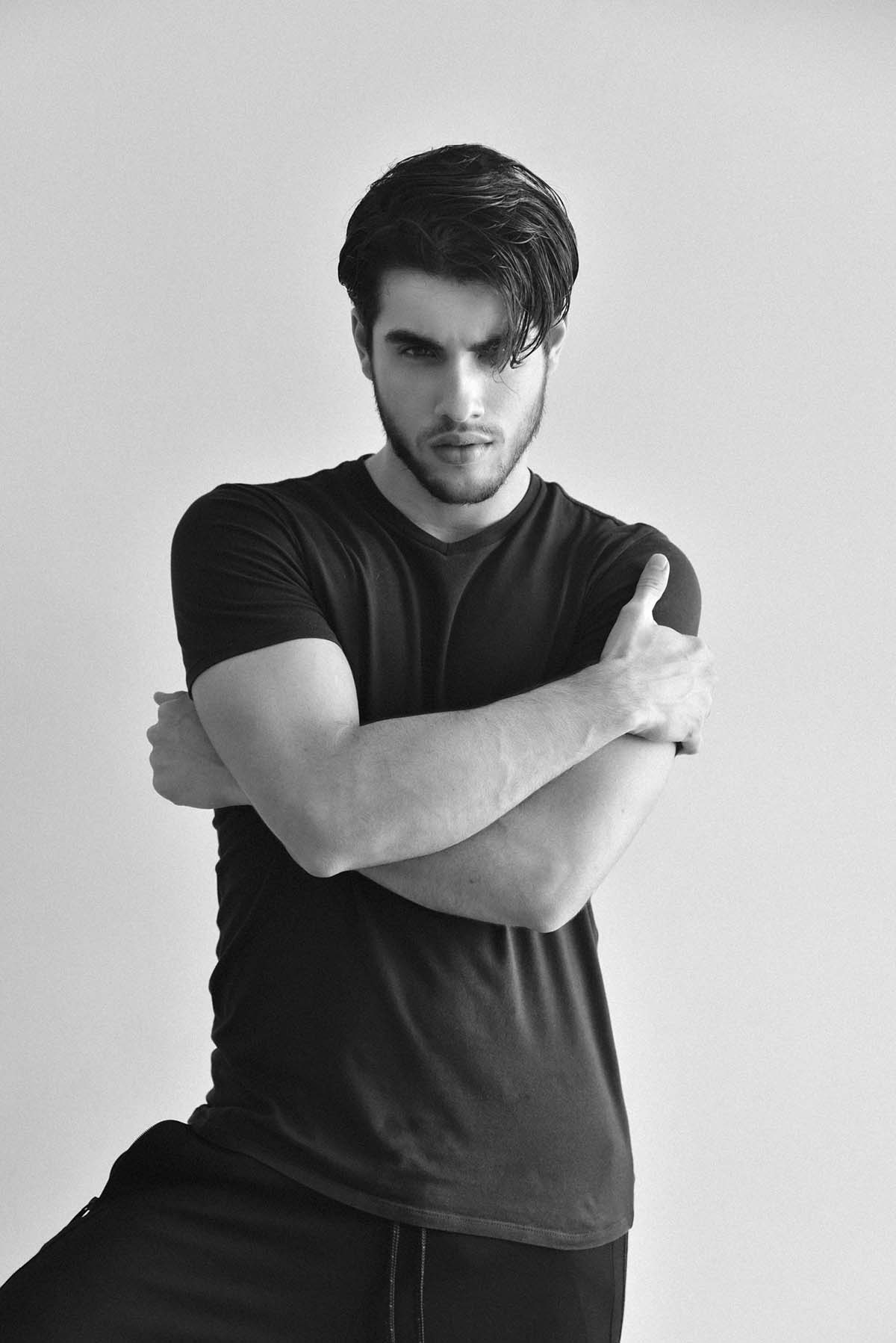 Cesar Lobo by Vitor Lisboa for Brazilian Male Model