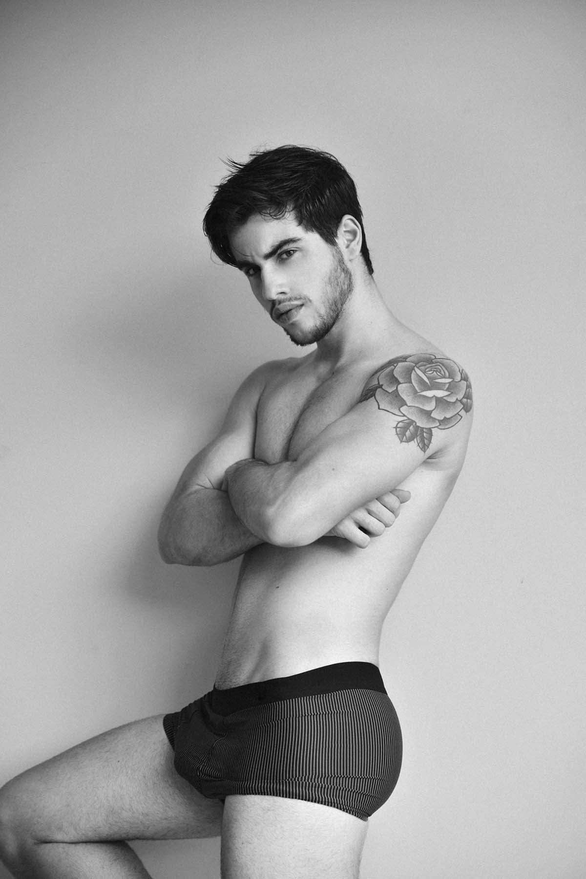 Cesar Lobo by Vitor Lisboa for Brazilian Male Model