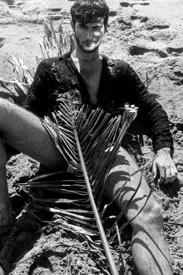 Lucas Alves by Manny Fontanilla for Brazilian Male Model