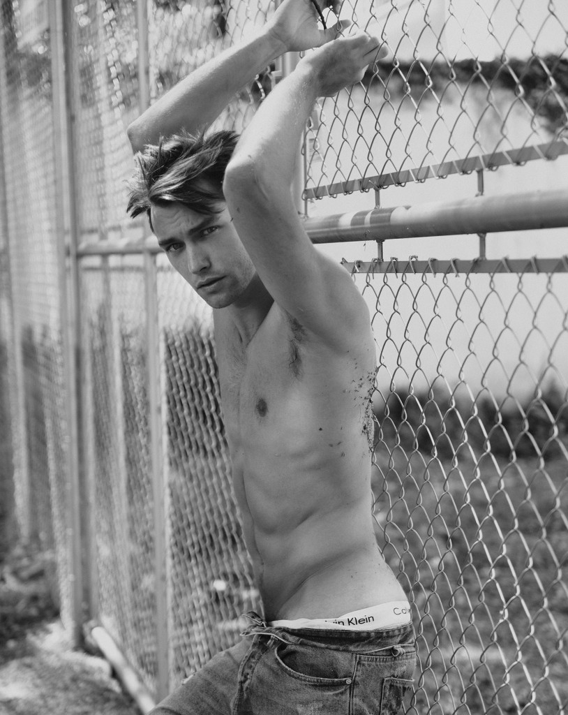 Lucas Garcez by Hudson Rennan for Brazilian Male Model