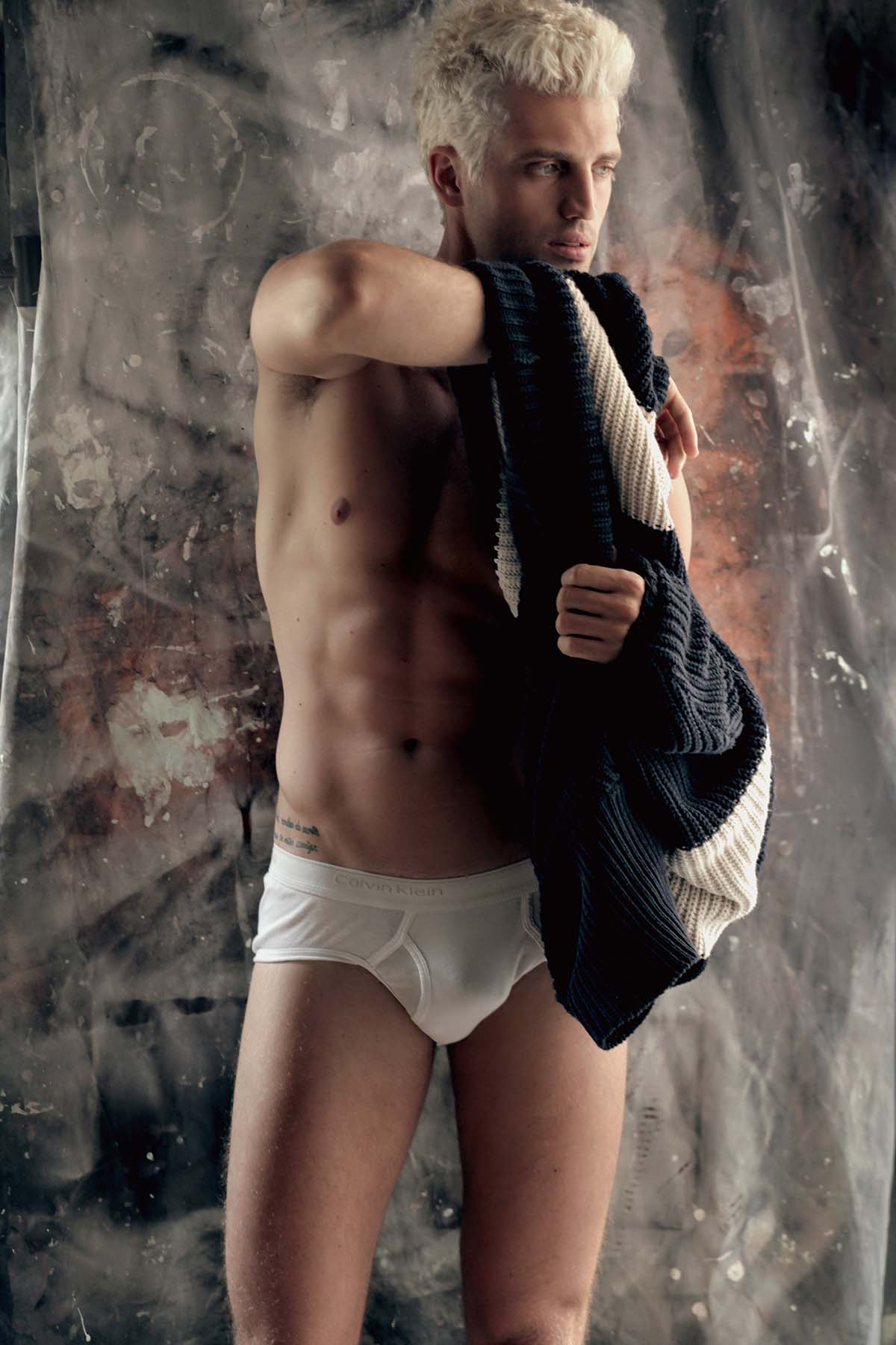 Tauan Colzani by Junior Franch for Brazilian Male Model