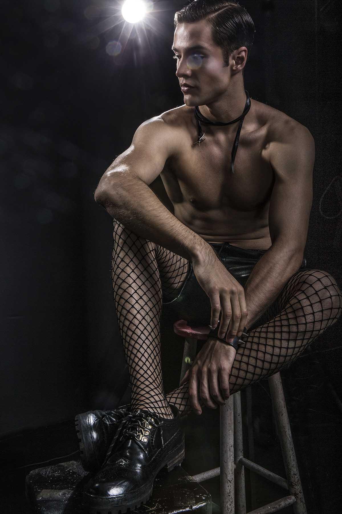 Thomas Castilho by Pedro Egídio for Brazilian Male Model