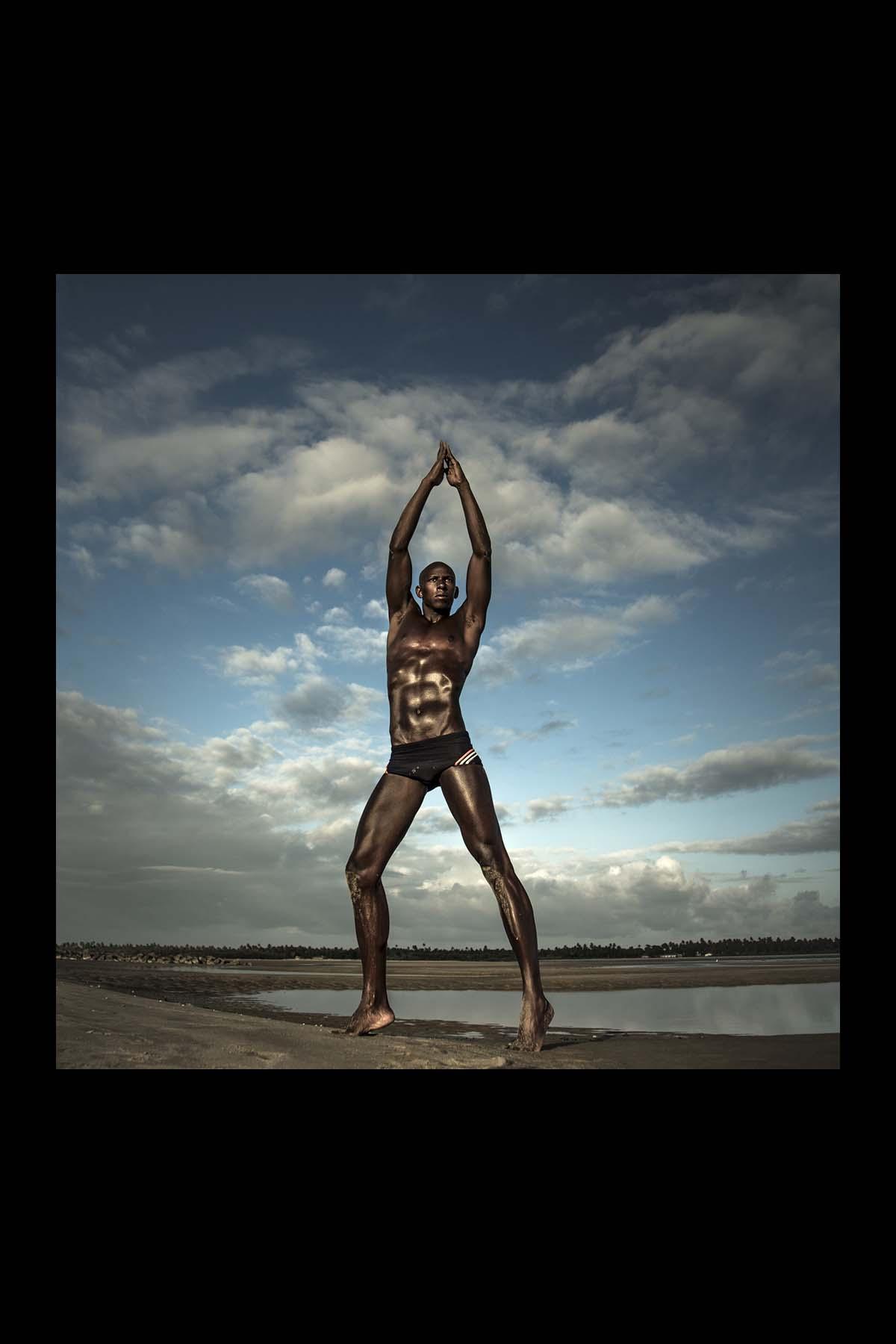 Vinicius Mendez by Fabio Pamplona for Brazilian Male Model