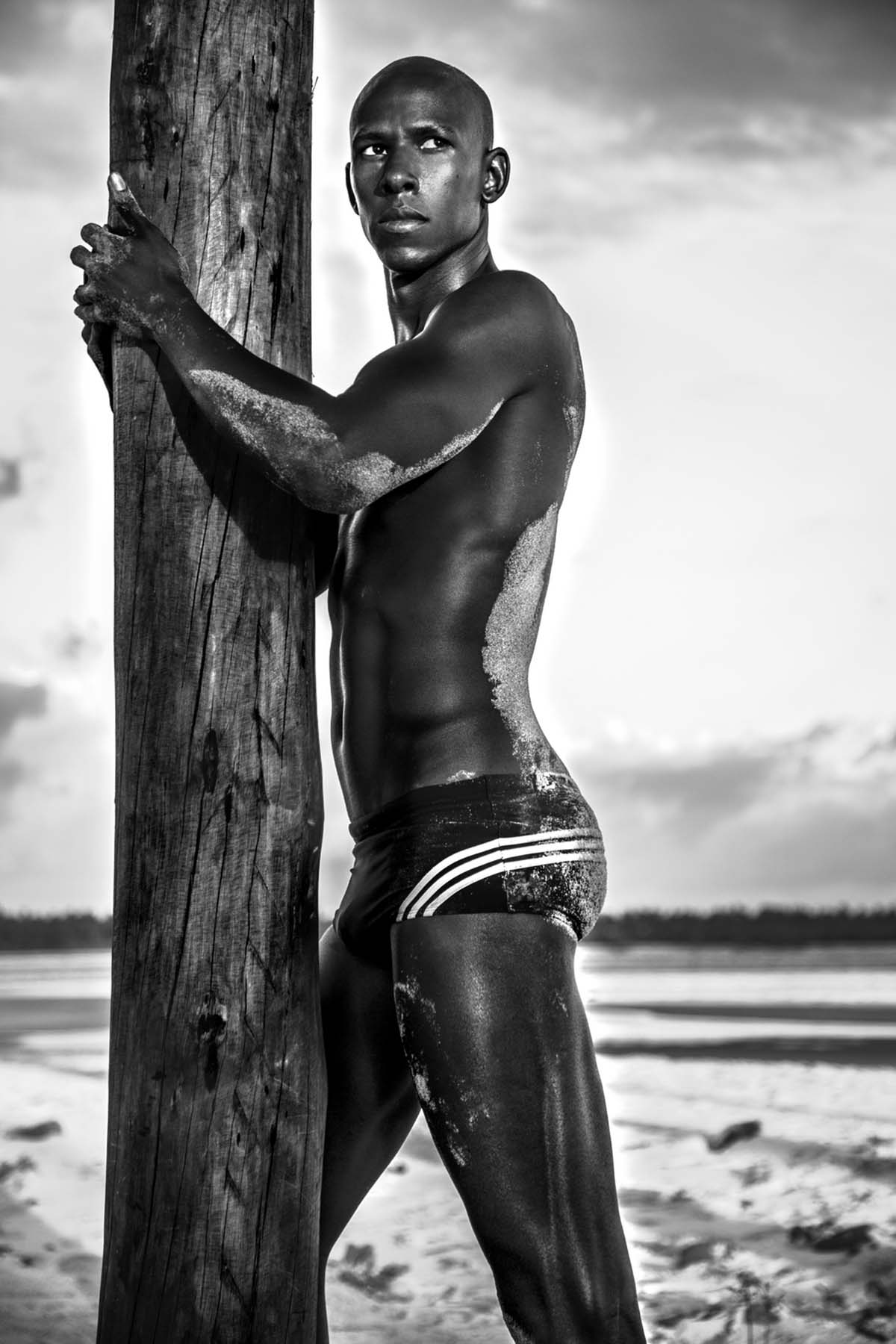 Vinicius Mendez by Fabio Pamplona for Brazilian Male Model