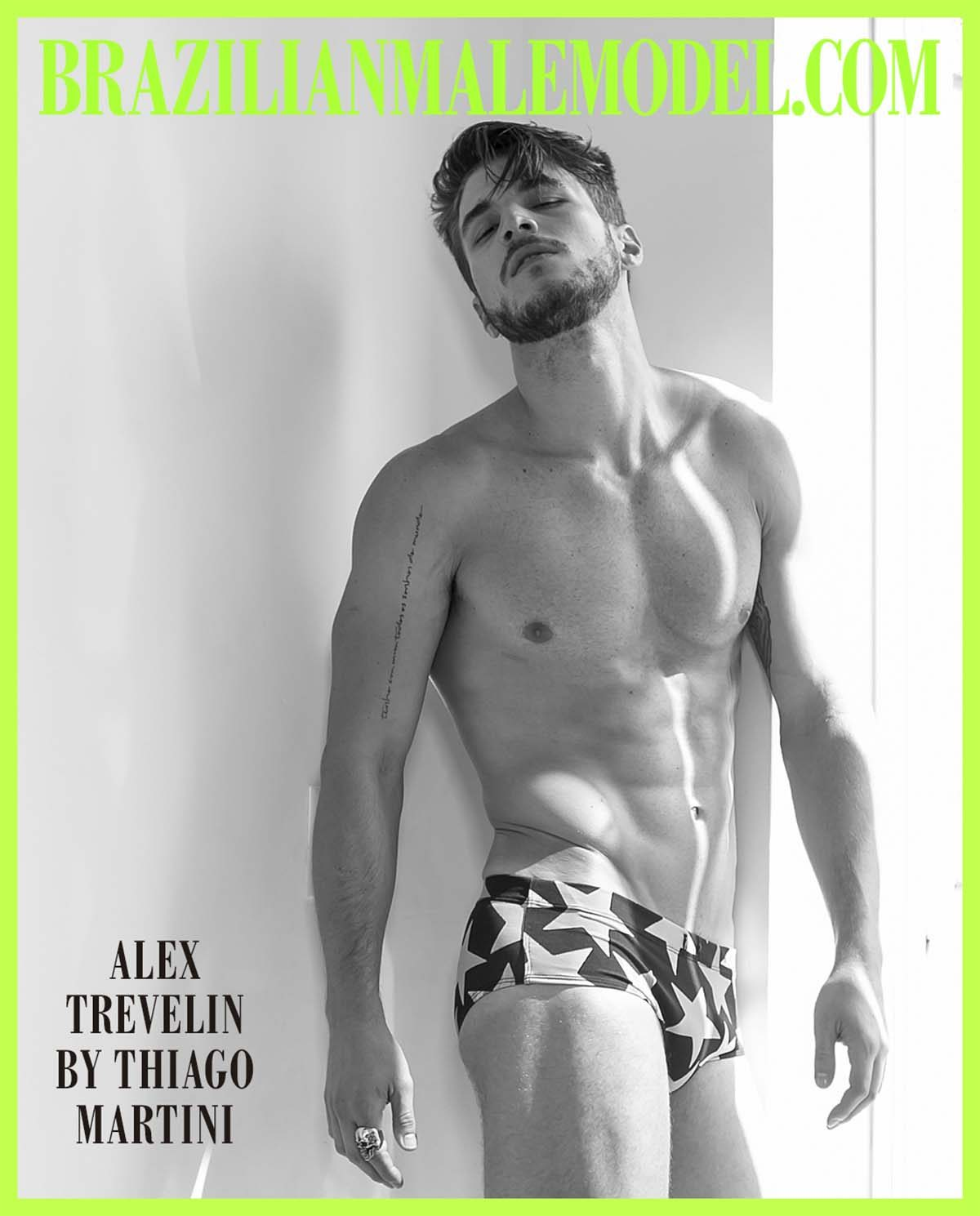 Alex Trevelin by Thiago Martini