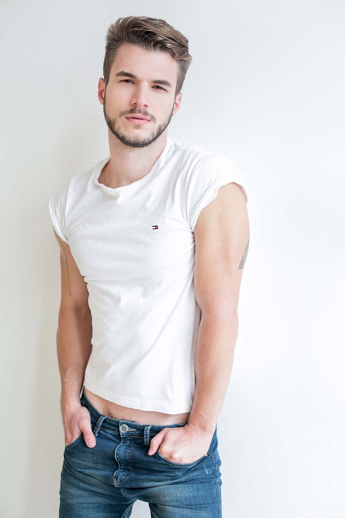 Alex Trevelin by Thiago Martini for Brazilian Male Model