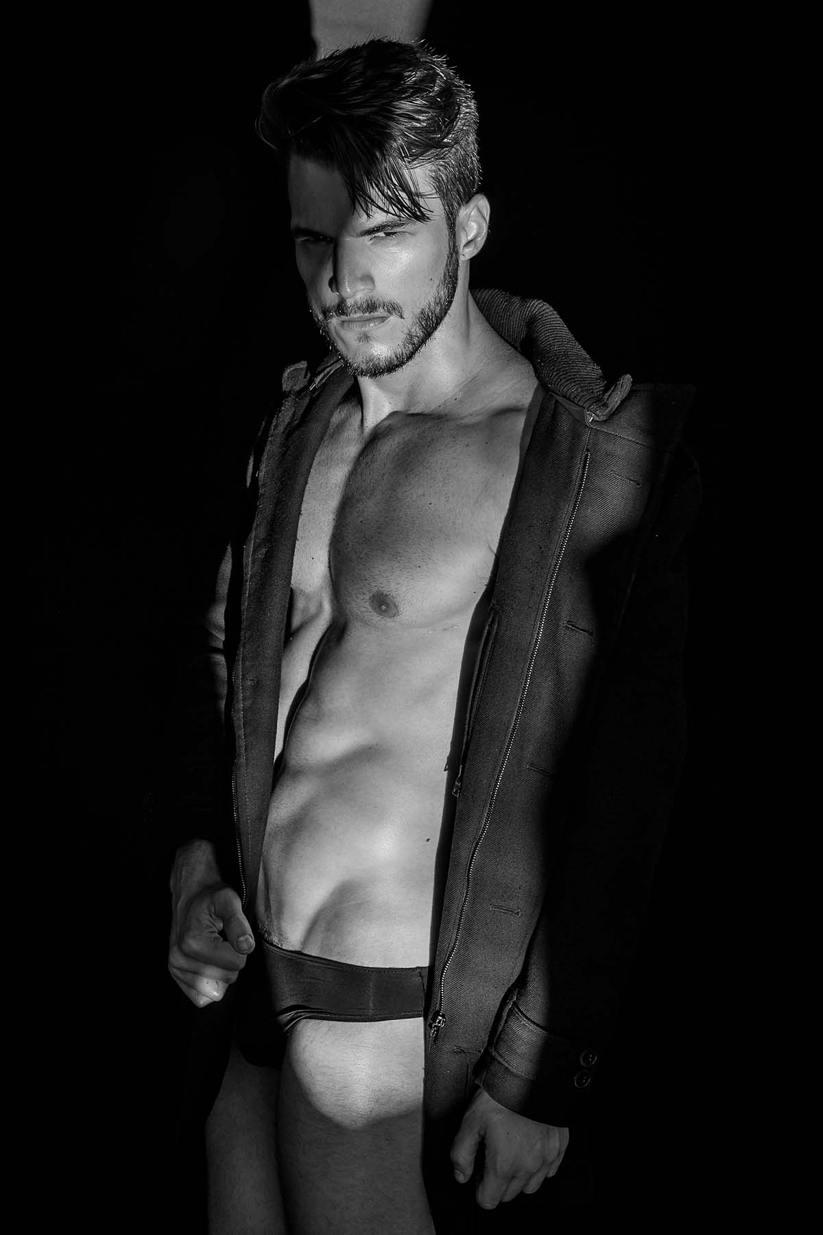Alex Trevelin by Thiago Martini for Brazilian Male Model