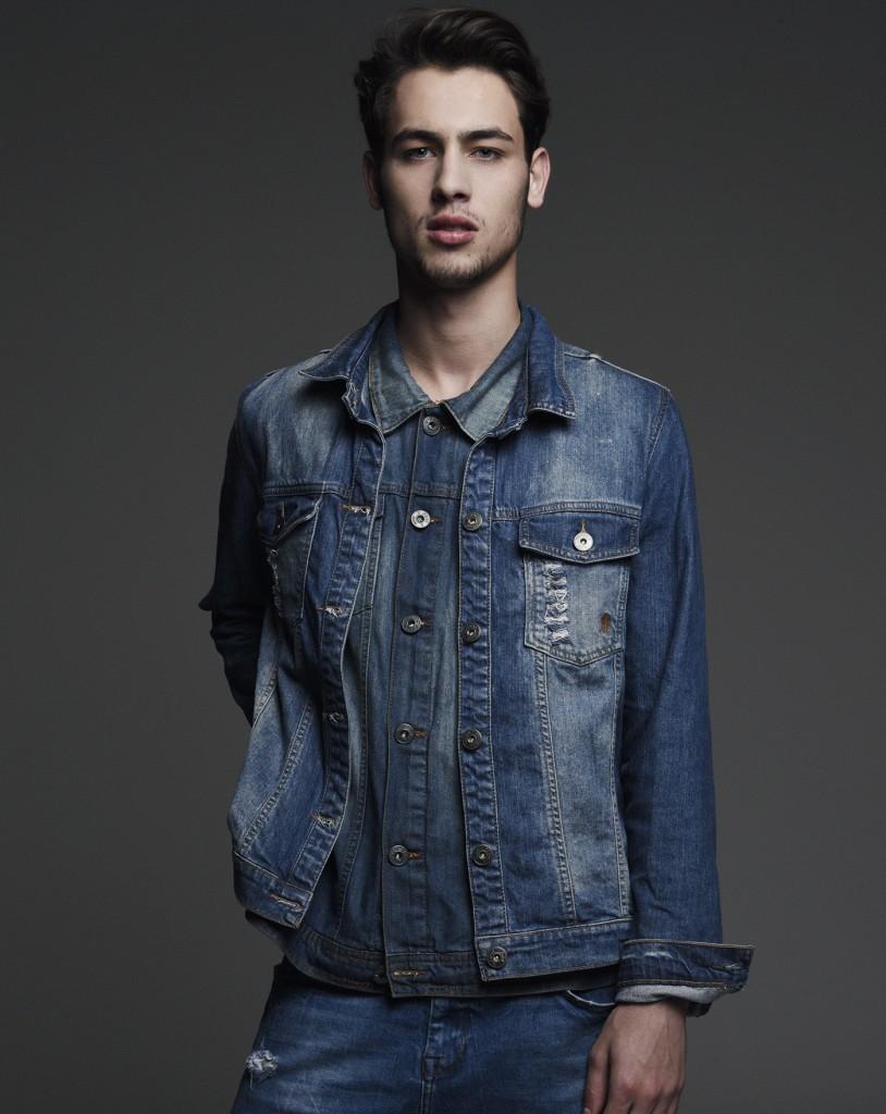 Alexandre Weniker by Hudson Rennan for Brazilian Male Model