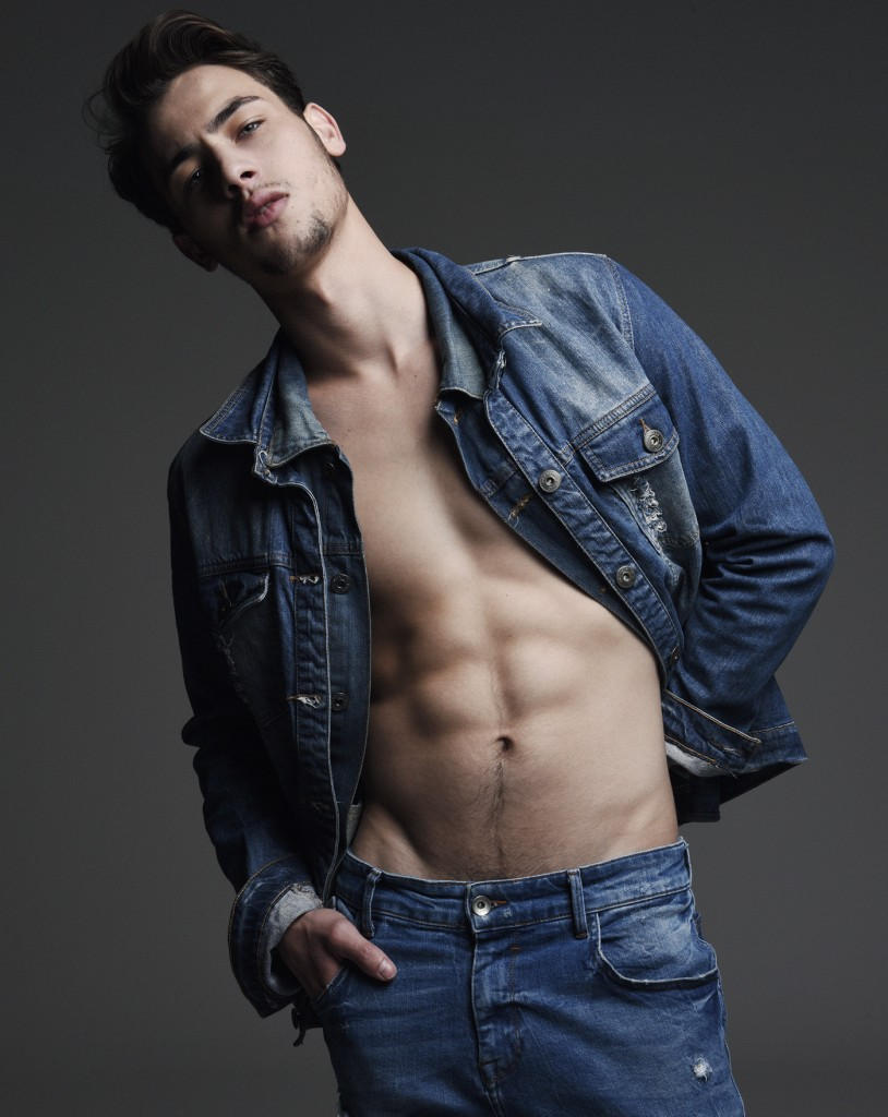 Alexandre Weniker by Hudson Rennan for Brazilian Male Model