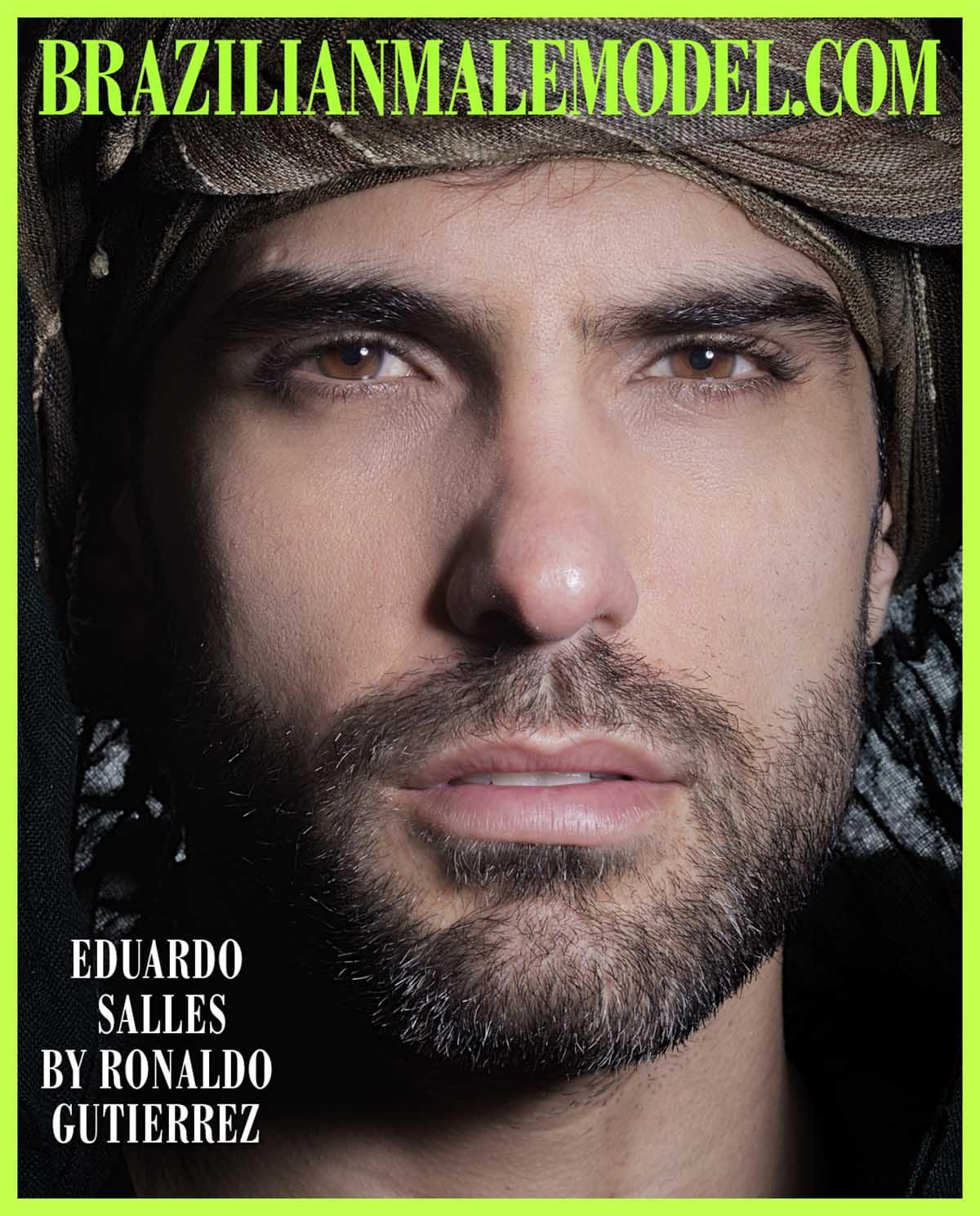 Eduardo Salles by Ronaldo Gutierrez