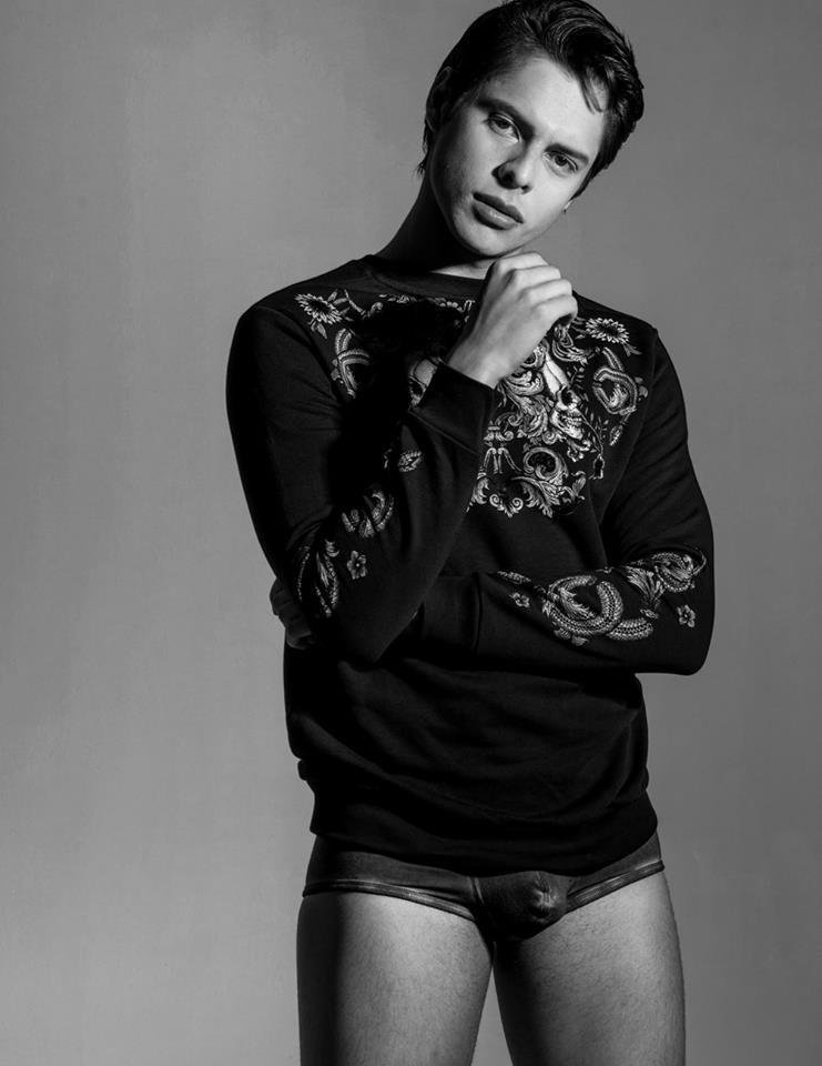 Felipe Carvalho By Juliana Soo for Brazilian Male Model