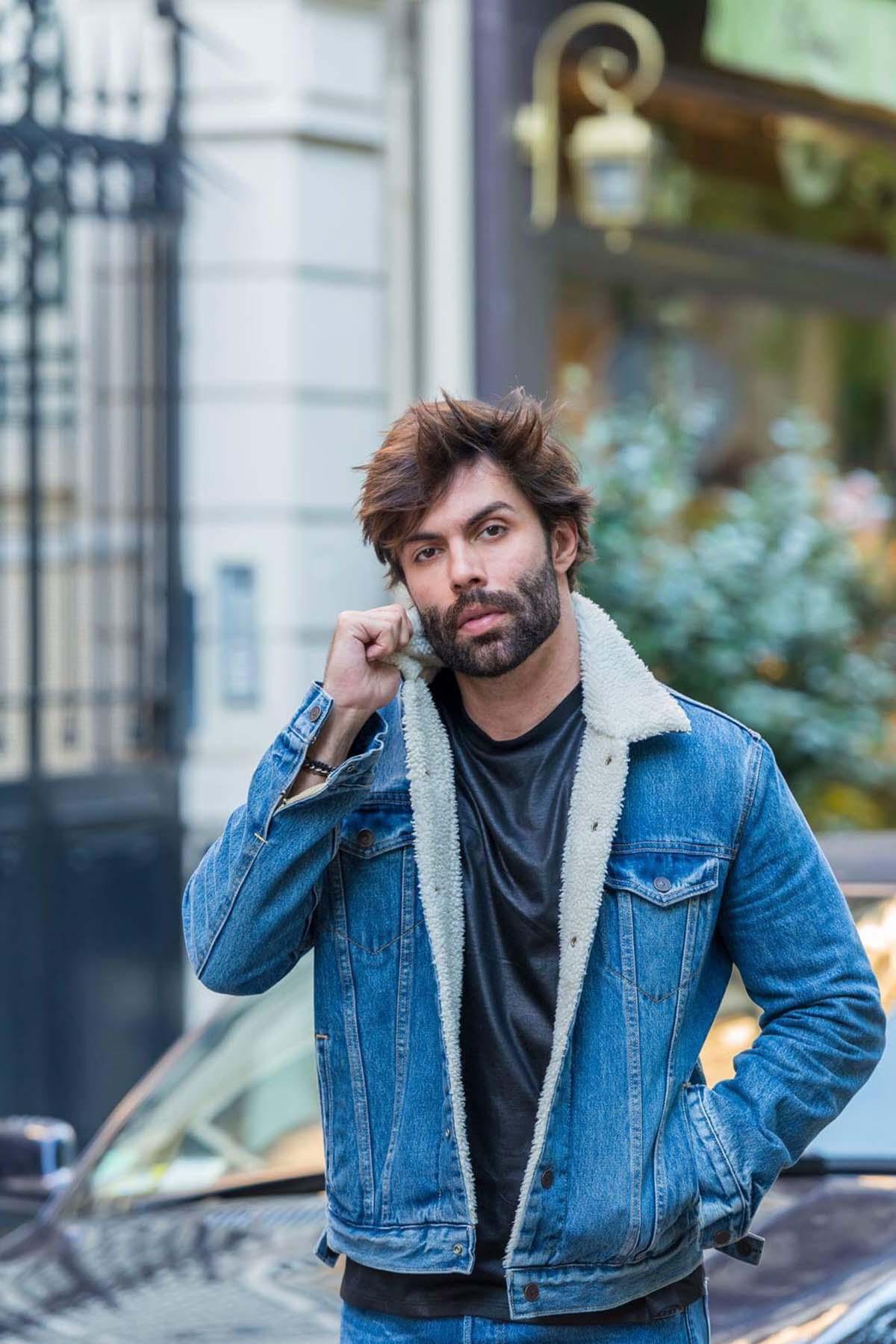 Guilherme Acrízio by Fabio Nazareno for Brazilian Male Model