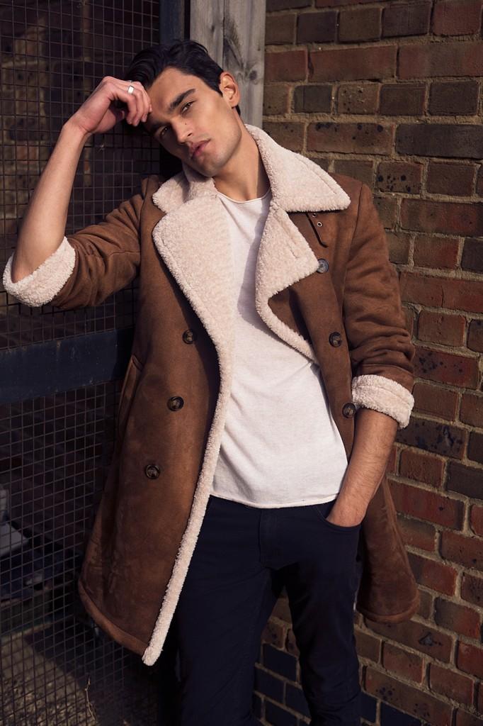 Gustavo Alves by Kyle Springate for Brazilian Male Model