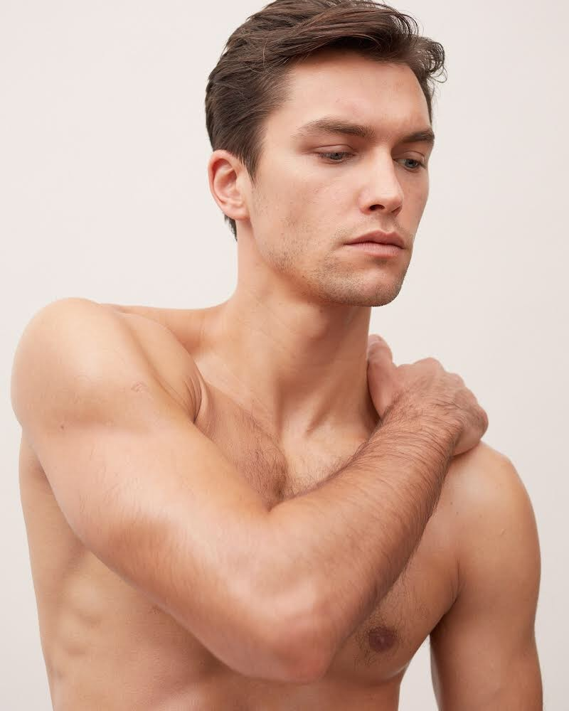 Lucas Garcez by Adam Corbett for Brazilian Male Model