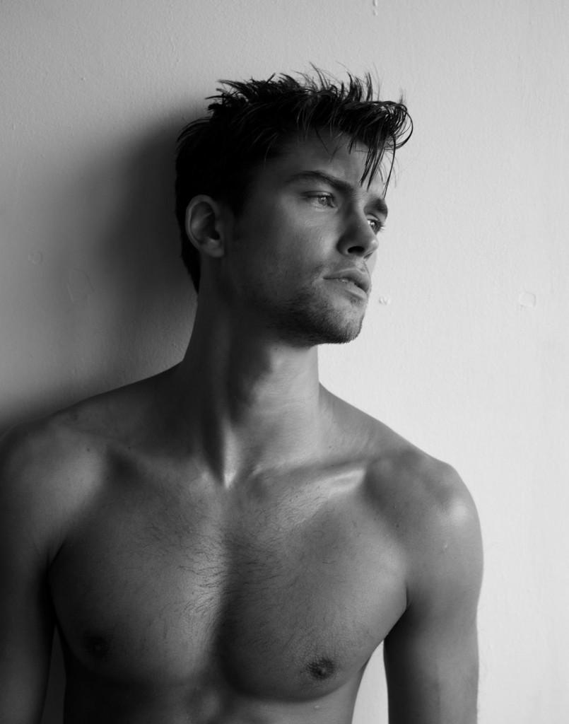 Lucas Garcez by Joseph Sinclair for Brazilian Male Model