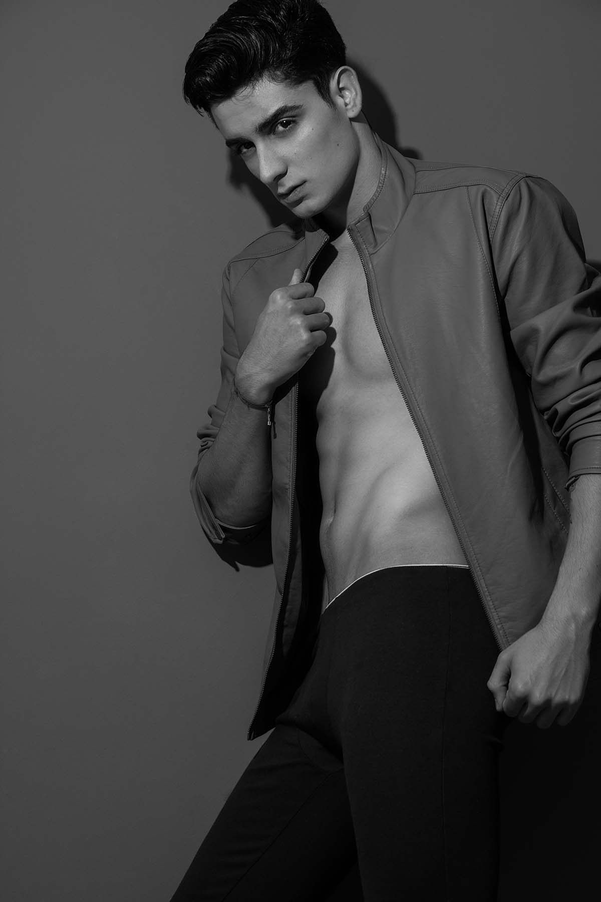 Luccas Candian by Leandro Ramos for Brazilian Male Model