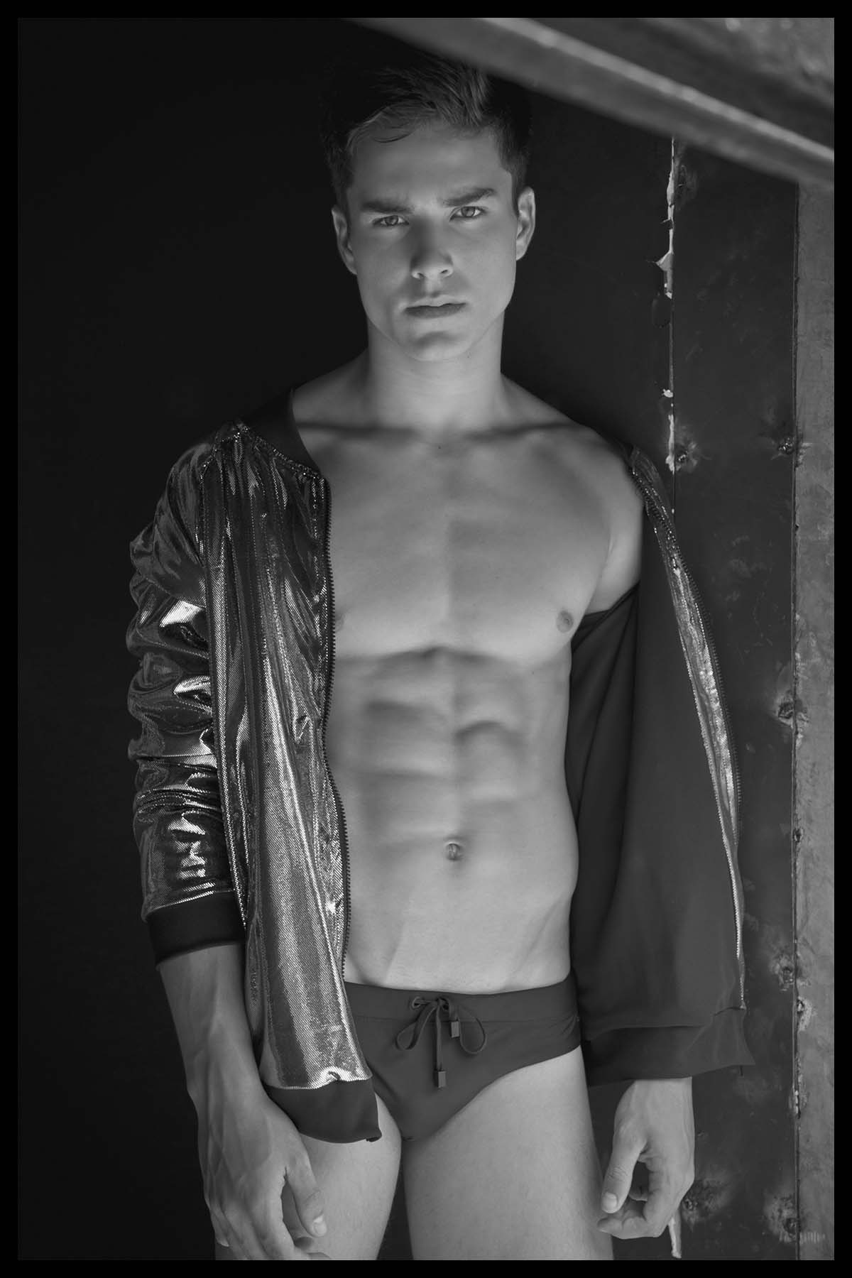Pedro Maia by Filipe Galgani for Brazilian Male Model