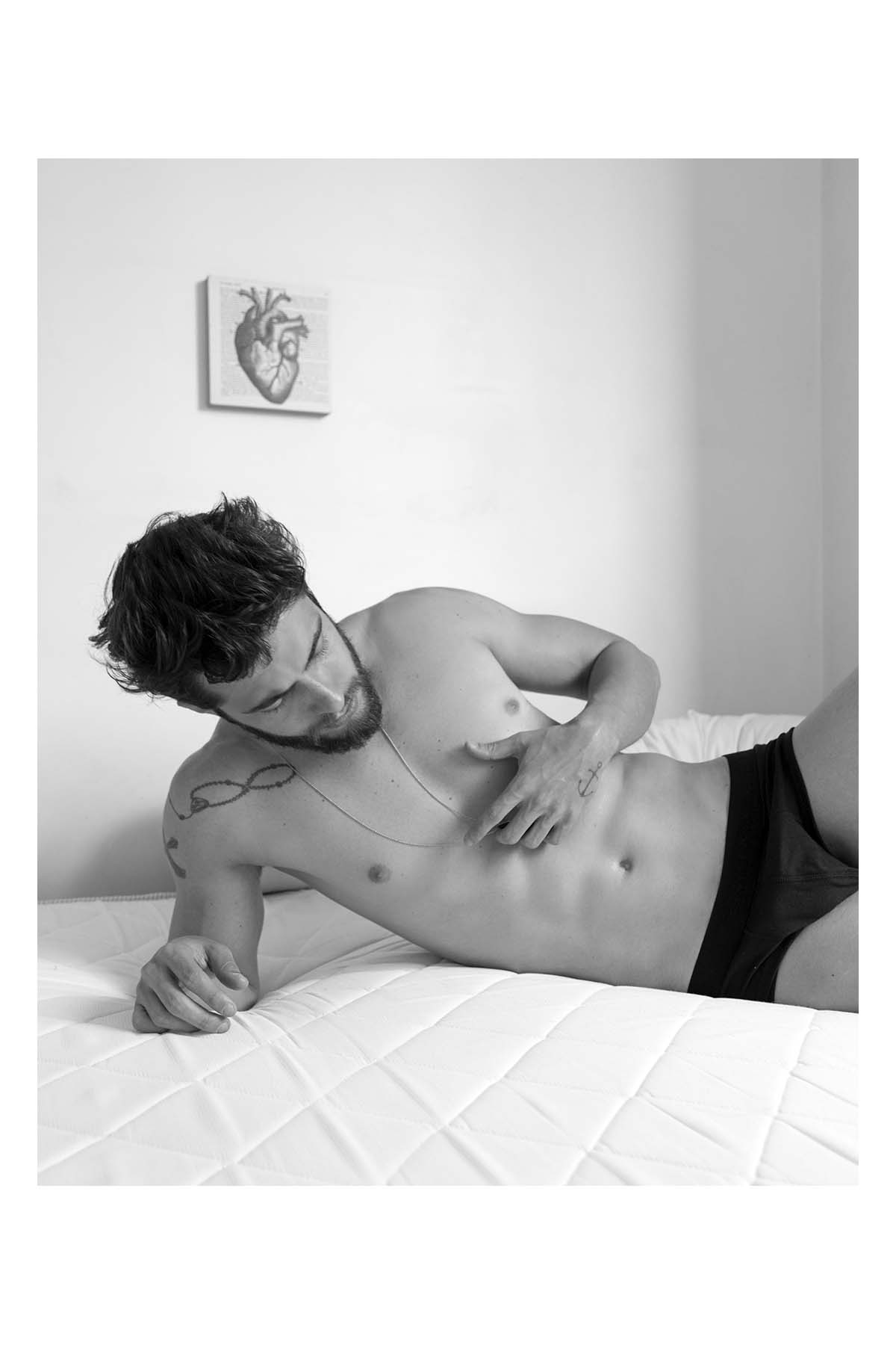 Raphael Portes by Filipe Galgani for Brazilian Male Model