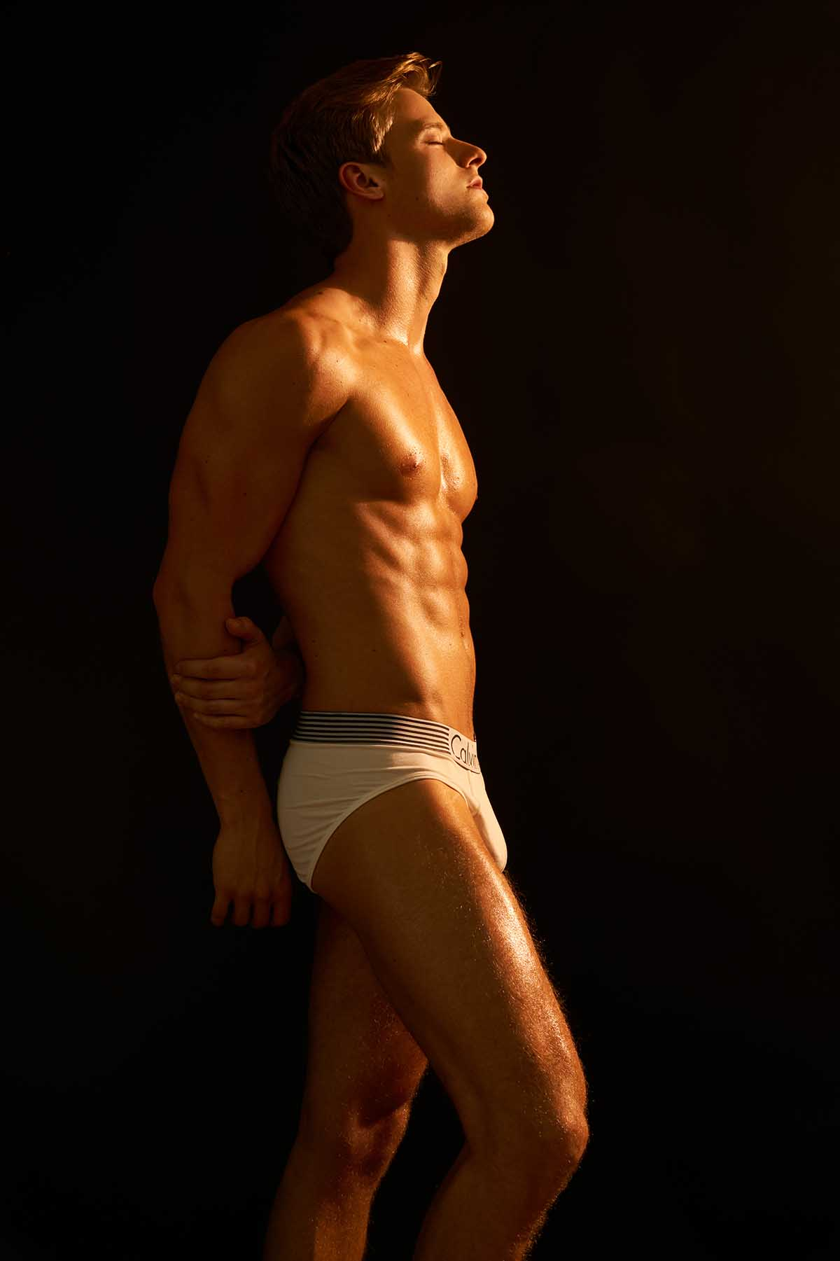 Renan Corbani by Travis H. Lane for Brazilian Male Model
