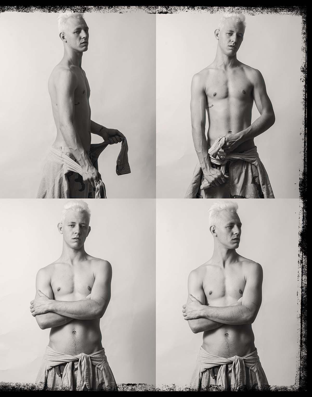 Richard Wagner by Fernanda Mac for Brazilian Male Model