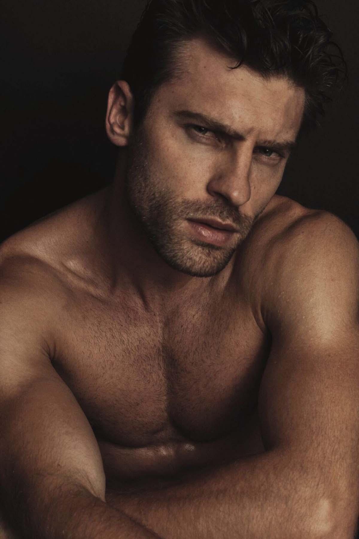 Vinicius Piccoli by Malcolm Joris for Brazilian Male Model