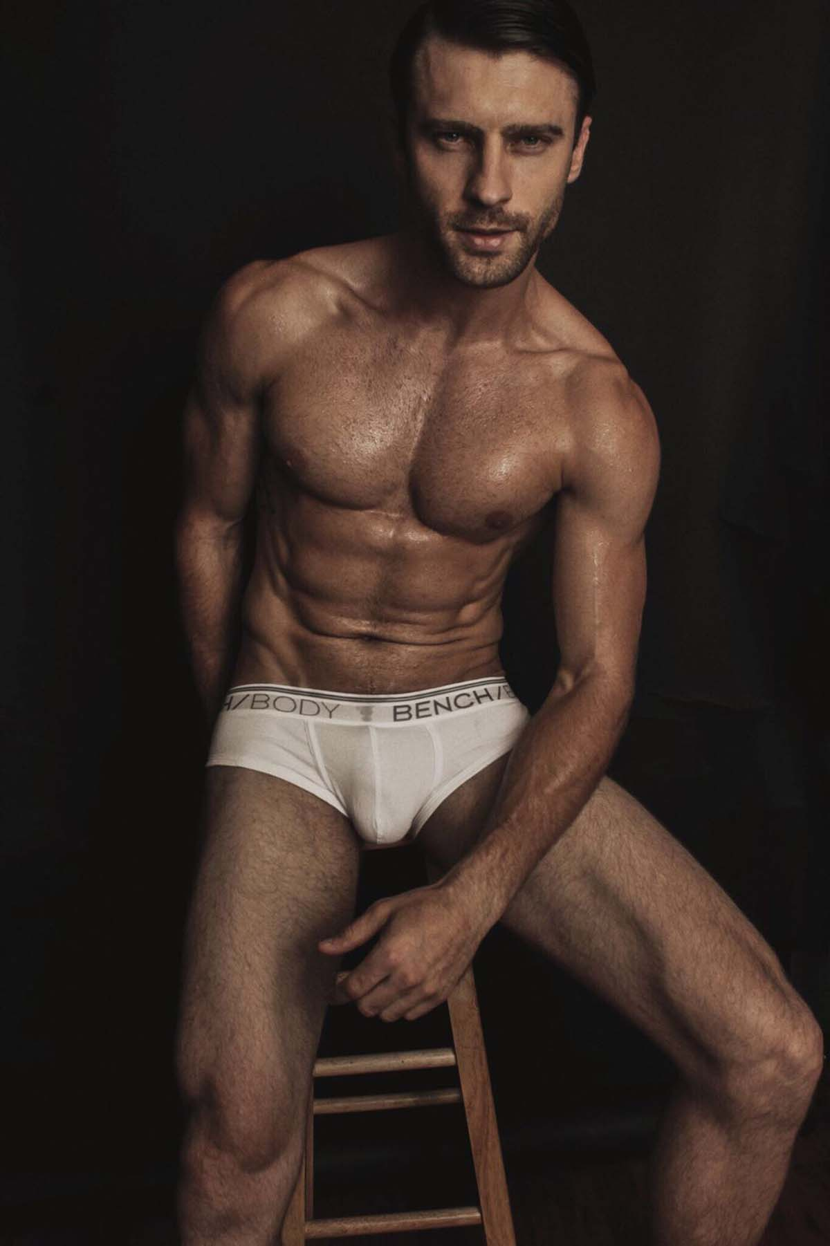 Vinicius Piccoli by Malcolm Joris for Brazilian Male Model