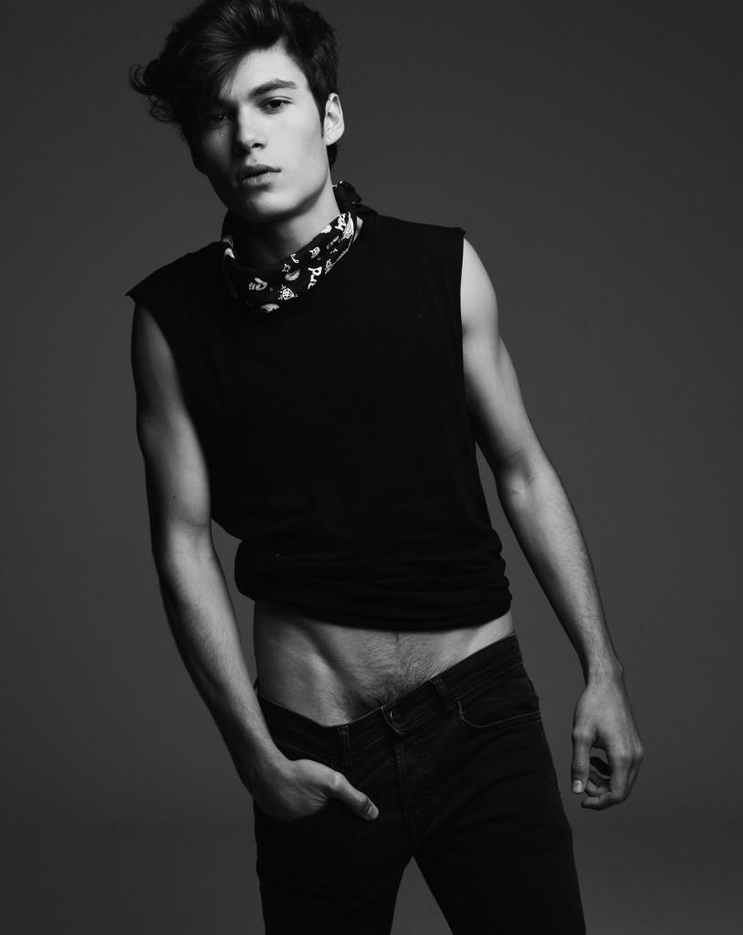 Bruno Cameron by Hudson Rennan for Brazilian Male Model