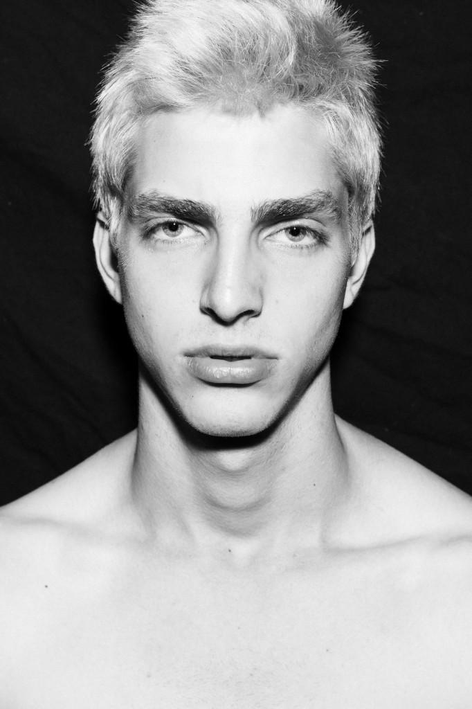 Felipe Munchen by Jeff Segenreich for Brazilian Male Model