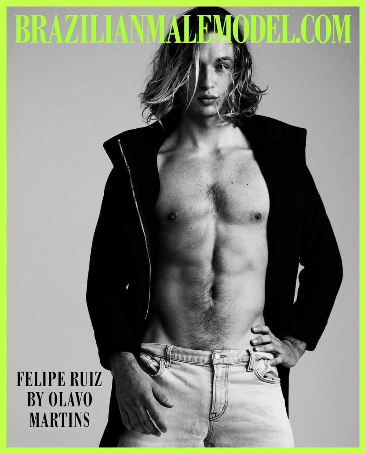 Felipe Ruiz by Olavo Martins
