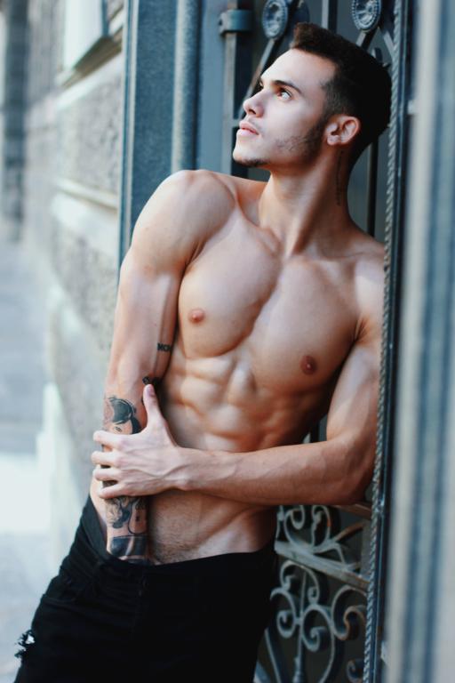 Felippe da Costa by Anderson Marques for Brazilian Male Model
