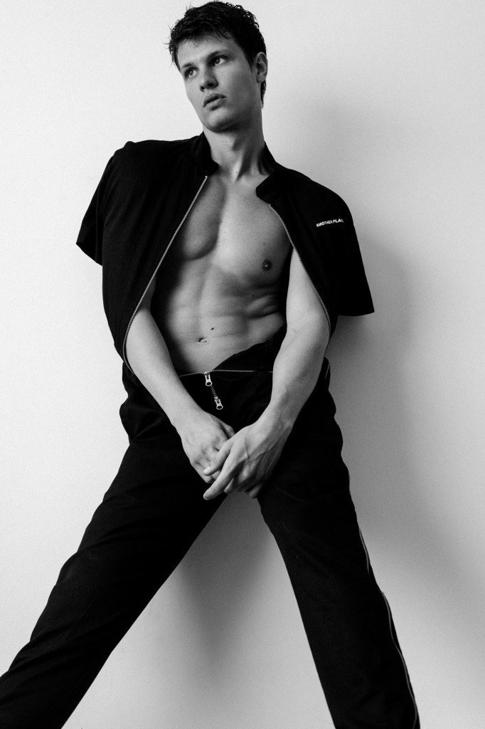 Filipe Hillmann by Pedro Pedreira for Brazilian Male Model