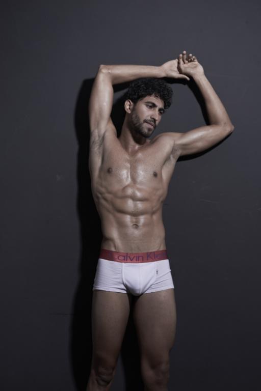 Igor Falleiros by Chrystian Henrique for Brazilian Male Model