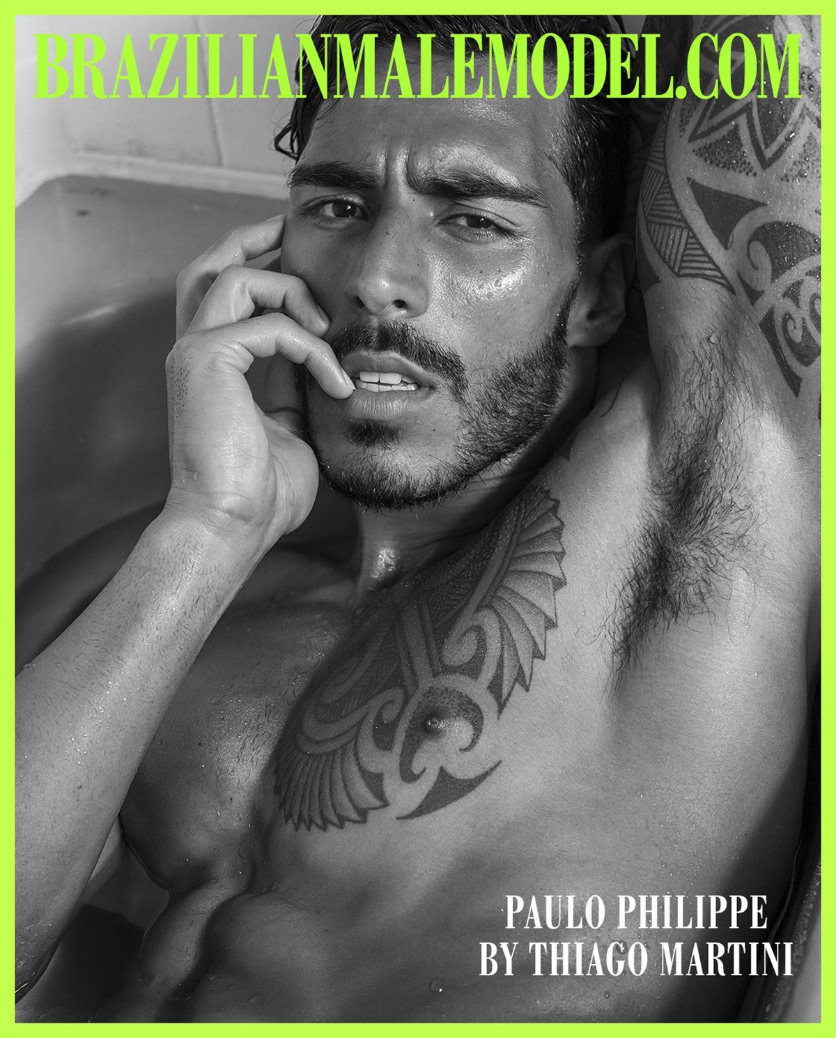 Paulo Philippe by Thiago Martini
