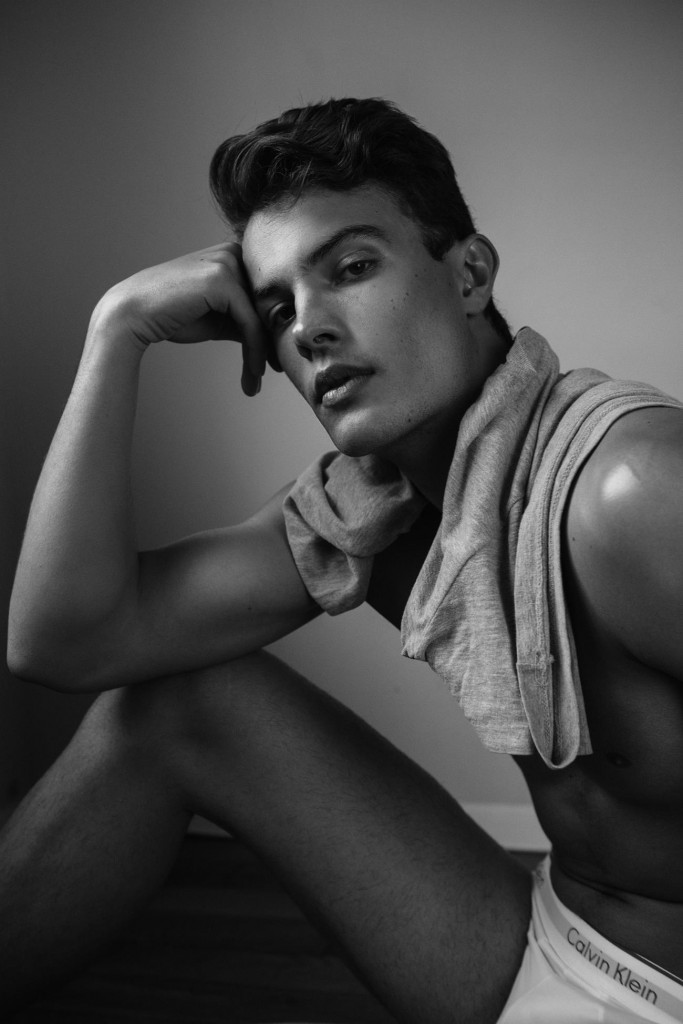 Will Moterlle by Dorien Jimenez for Brazilian Male Model