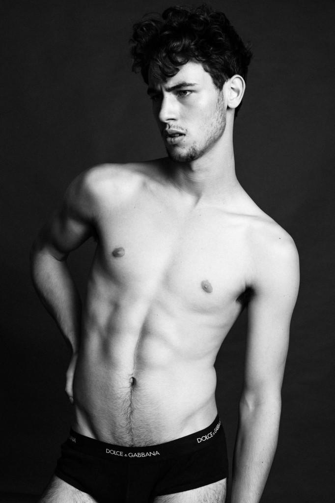 Alexandre Weniiker by Jeff Segenreich for Brazilian Male Model